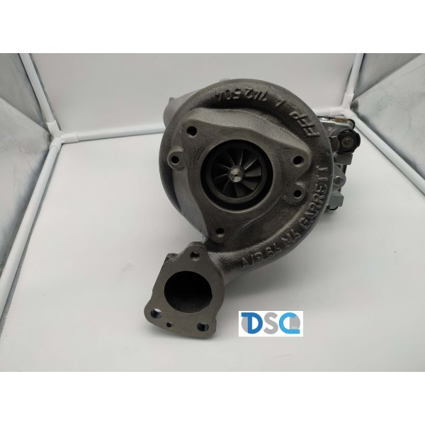 757608 757608 Turbina Garrett Revisionata MERCEDES classe E ML 320 CDI CHRYSLER - JEEP §